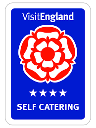 Visit England 4 Stars Self Catering