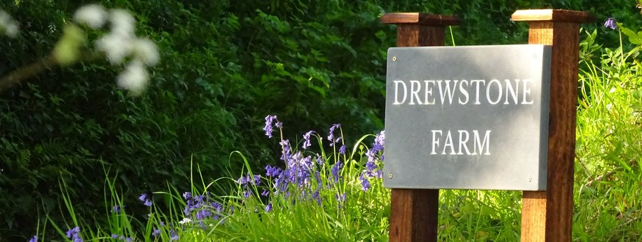 Drewstone Farm Sign